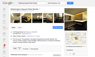 Google Local Business Listing Photo