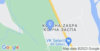 Местоположение «ЖК Лісовий (Лесной)» на карте