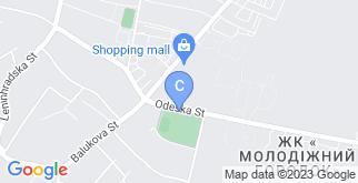Местоположение «ЖК Молодежный городок» на карте