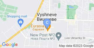 Местоположение «ЖК Акварели» на карте