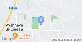 Местоположение «ЖК Вишневый квартал» на карте
