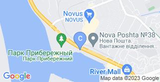 Местоположение «ЖК RiverStone (РиверСтоун)» на карте