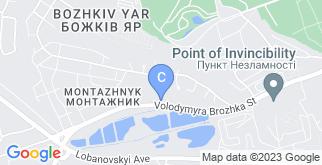 Местоположение «ЖК Совские пруды» на карте
