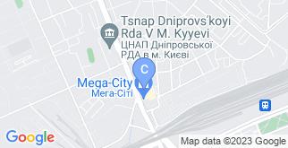 Местоположение «ЖК Мега-сити» на карте