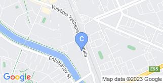 Местоположение «ЖК Русановский» на карте