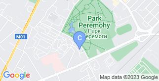 Местоположение «ул. Грушевского, 7» на карте