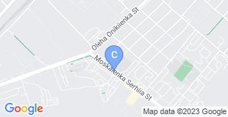 Местоположение «ул. Красовского, 8 б» на карте