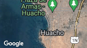 Port Terminal of Huacho port