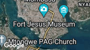 Port of  Mbaraki port