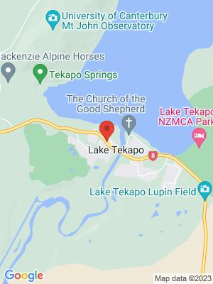 Location Map of Gitte-Maj Donoghue