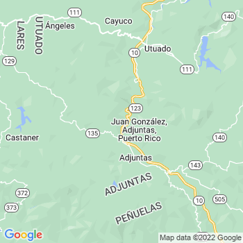 Adjuntas,pr- map, population, zip codes, coutnies, area codes, time zones, households, income, news, weather, metro areas, local time at localistica.com