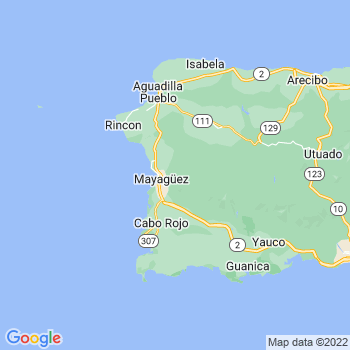 Mayagüez, PR- map, population, zip codes, coutnies, area codes, time zones, households, income, news, weather, metro areas, local time at localistica.com