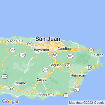 San Juan Caguas Guaynabo, PR- map, population, zip codes, coutnies, area codes, time zones, households, income, news, weather, metro areas, local time at localistica.com