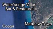 Matthew Town Harbour port