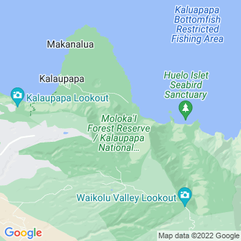 96742 Kalaupapa,HI- map, population, zip codes, coutnies, area codes, time zones, households, income, news, weather, metro areas, local time at localistica.com