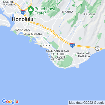 96815 Honolulu,HI- map, population, zip codes, coutnies, area codes, time zones, households, income, news, weather, metro areas, local time at localistica.com