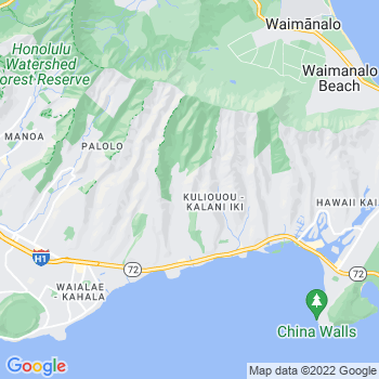 96821 Honolulu,HI- map, population, zip codes, coutnies, area codes, time zones, households, income, news, weather, metro areas, local time at localistica.com