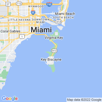 Key Biscayne,fl- map, population, zip codes, coutnies, area codes, time zones, households, income, news, weather, metro areas, local time at localistica.com