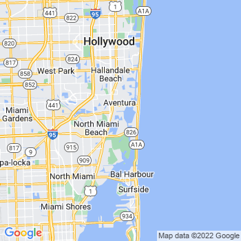 North Miami Beach,fl- map, population, zip codes, coutnies, area codes, time zones, households, income, news, weather, metro areas, local time at localistica.com