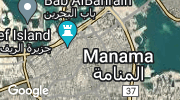 Al Manamah Harbor port