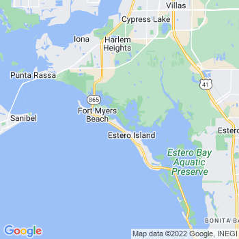 Fort Myers Beach,fl- map, population, zip codes, coutnies, area codes, time zones, households, income, news, weather, metro areas, local time at localistica.com