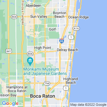 Delray Beach,fl- map, population, zip codes, coutnies, area codes, time zones, households, income, news, weather, metro areas, local time at localistica.com