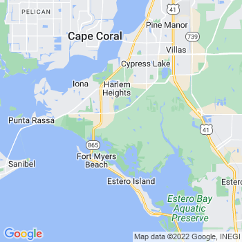 Fort Myers,fl- map, population, zip codes, coutnies, area codes, time zones, households, income, news, weather, metro areas, local time at localistica.com