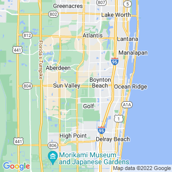 Boynton Beach,fl- map, population, zip codes, coutnies, area codes, time zones, households, income, news, weather, metro areas, local time at localistica.com