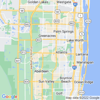 Lake Worth,fl- map, population, zip codes, coutnies, area codes, time zones, households, income, news, weather, metro areas, local time at localistica.com