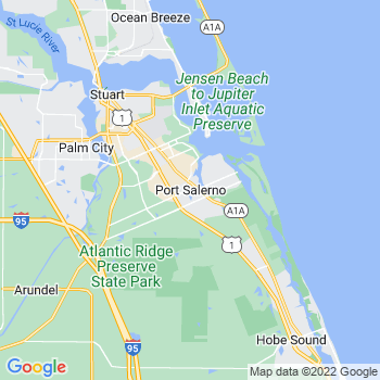 Port Salerno,fl- map, population, zip codes, coutnies, area codes, time zones, households, income, news, weather, metro areas, local time at localistica.com