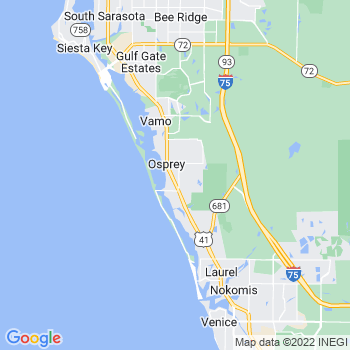 Osprey,fl- map, population, zip codes, coutnies, area codes, time zones, households, income, news, weather, metro areas, local time at localistica.com