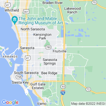 Sarasota,fl- map, population, zip codes, coutnies, area codes, time zones, households, income, news, weather, metro areas, local time at localistica.com
