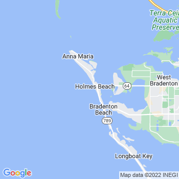 Bradenton Beach,fl- map, population, zip codes, coutnies, area codes, time zones, households, income, news, weather, metro areas, local time at localistica.com