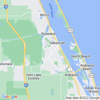Sebastian,fl- map, population, zip codes, coutnies, area codes, time zones, households, income, news, weather, metro areas, local time at localistica.com