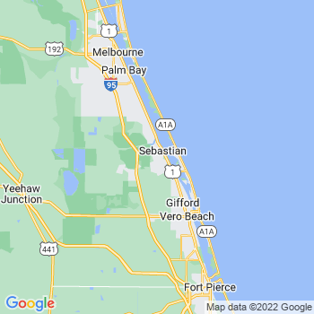 Sebastian Vero Beach, FL- map, population, zip codes, coutnies, area codes, time zones, households, income, news, weather, metro areas, local time at localistica.com