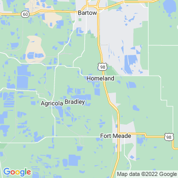 Homeland,fl- map, population, zip codes, coutnies, area codes, time zones, households, income, news, weather, metro areas, local time at localistica.com