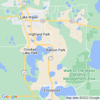 Babson Park,fl- map, population, zip codes, coutnies, area codes, time zones, households, income, news, weather, metro areas, local time at localistica.com