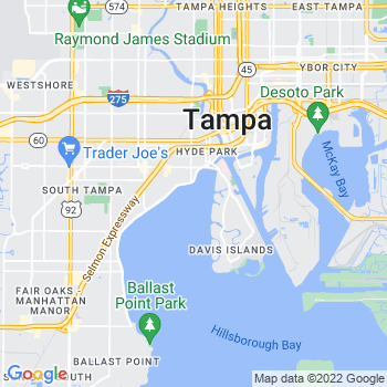 33606 Tampa,FL- map, population, zip codes, coutnies, area codes, time zones, households, income, news, weather, metro areas, local time at localistica.com