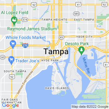 33631 Tampa,FL- map, population, zip codes, coutnies, area codes, time zones, households, income, news, weather, metro areas, local time at localistica.com