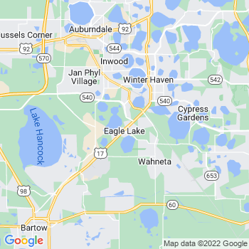 Eagle Lake,fl- map, population, zip codes, coutnies, area codes, time zones, households, income, news, weather, metro areas, local time at localistica.com