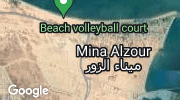 Port of Mina Saud port