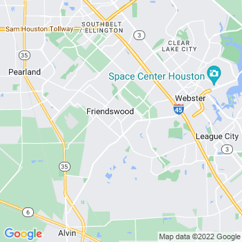 Friendswood,tx- map, population, zip codes, coutnies, area codes, time zones, households, income, news, weather, metro areas, local time at localistica.com