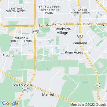 Pearland,tx- map, population, zip codes, coutnies, area codes, time zones, households, income, news, weather, metro areas, local time at localistica.com