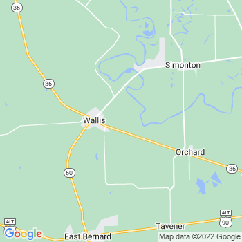 Wallis,tx- map, population, zip codes, coutnies, area codes, time zones, households, income, news, weather, metro areas, local time at localistica.com