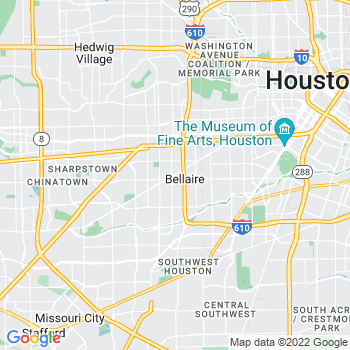 Bellaire,tx- map, population, zip codes, coutnies, area codes, time zones, households, income, news, weather, metro areas, local time at localistica.com