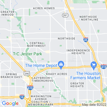 77018 Houston,TX- map, population, zip codes, coutnies, area codes, time zones, households, income, news, weather, metro areas, local time at localistica.com