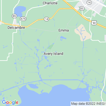 Avery Island,la- map, population, zip codes, coutnies, area codes, time zones, households, income, news, weather, metro areas, local time at localistica.com