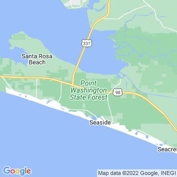 Santa Rosa Beach,fl- map, population, zip codes, coutnies, area codes, time zones, households, income, news, weather, metro areas, local time at localistica.com