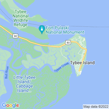 31328 Tybee Island,GA- map, population, zip codes, coutnies, area codes, time zones, households, income, news, weather, metro areas, local time at localistica.com