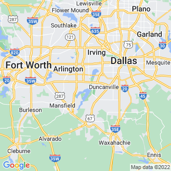 Dallas Fort Worth Arlington, TX- map, population, zip codes, coutnies, area codes, time zones, households, income, news, weather, metro areas, local time at localistica.com